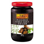 Lee Kum Kee Black Bean Garlic Sauce 368g李锦记蒜蓉豆豉酱