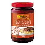 Lee Kum Kee Sichuan Spicy Noodle Sauce 368g李锦记四川担担面酱