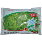 Yin Zhu/Shan Shi Frozen Soy Bean With Shell 400g / 速冻毛豆 400克