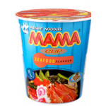 Mama Instant Cup Noodles Seafood Flav. 70g