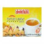 Gold Kili Instant Honey Ginger Lemon Drink 10 x 18g (即溶檸檬薑晶)