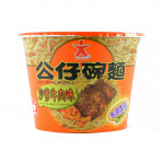 Doll Bowl Noodle Satay & Beef Flavour 120g