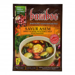 Bamboe Bumbu Sayur Asem (Sweet & Sour Vegetable Soup with Tamarind) 60g