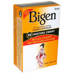 Bigen Permanent Powder Hair Colour Nr. 59 Oriental Black 6g / 美源染发剂 (黑色) 6g