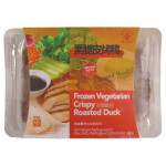 MLS Frozen Vegetarian Crispy Roasted Duck 380g 万里香速冻素脆皮烤鸭
