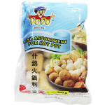 Do Do Frozen Fish Assortment For Hot Pot 300g 多多杂锦火锅鱼丸
