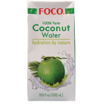 Foco 100% pure Coconut Water  1ltr