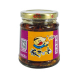 Fan Sao Guang Preserved Crispy Black Fungus 飯掃光 爽脆木耳 280g