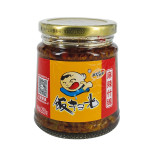 Fan Sao Guang Preserved Sichuan Pepper Pickles 280g / 饭扫光 麻辣什锦 280克