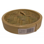 Oriental Bamboo Lid 6''