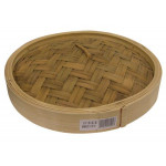 Oriental Bamboo Lid 10''