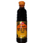 Sempio Naturally Brew Soy Sauce 500ml 韩国金装酱油
