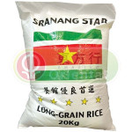 Sranang Star Long Grain Rice 20kg
