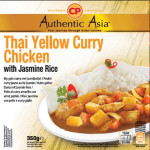 CP Thai Yellow Curry Chicken with Jasmine Rice 350g 泰国即吃黄咖哩鸡饭