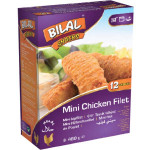 Bilal Mini Chicken Filet 480g