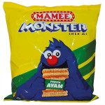 Mamee Monster Snack Chicken Flavour 8x25g ( Ayam ) 马来西亚怪兽鸡味即食面