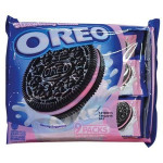 Oreo Chocolate Sandwich Cookies Strawberry Flavour 275g