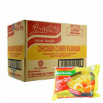 Indomie Instant Noodles Chicken Curry 80gX40 / 营多咖喱鸡肉面 80gx40