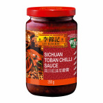 Lee Kum Kee Sichuan Toban Chilli Sauce 350g