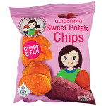 Mae Napa Sweet Potato Chips 33g / 泰国蕃薯薯片 33克