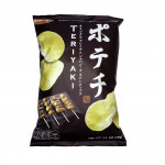Koikeya Original Premium Japanese Potato Chips Teriyaki 100g