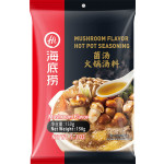 Lao Pai Hot Pot Seasoning Mushroom Flavour / 海底捞 菌菇火锅底料 150克
