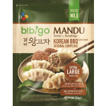 CJ Bibigo Original Dumpling Korean BBQ Flav. Meat 525g 速冻韩国烤肉饺子