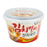 Wang Korean Style Noodle Soup with Kimchi 168g