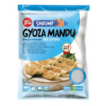 All Groo Shrimp Gyoza Mandu Korean Dumpling 540g