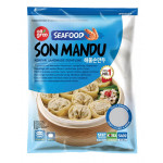 All Groo Seafood Son Mandu Korean Handmade Dumpling 540g / 韩国手工制海鲜饺子 540g