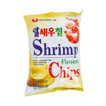 Nong Shim Shrimp Flavoured Chips 75g