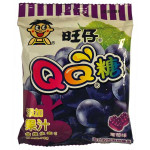 Hot Kid QQ Gummy Candy Grape Flavour 70g / 旺仔QQ糖 70g