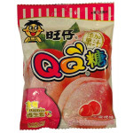 Hot Kid QQ Gummy Candy Peach Flav. 70g / 旺仔QQ糖 水蜜桃味70g