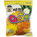 Hot Kid QQ Gummy Candy Pineapple Flav. 70g / 旺仔QQ糖 菠萝味70g
