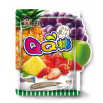 Hot Kid QQ Gummy Candy 4 Flavours 200g / 旺仔QQ糖 4种口味 200克