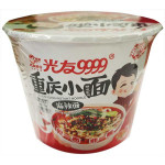 GUANG YOU Instant Noodle Chongqing Hot & Spicy Flav. 150g / 光友重庆小面麻辣面红薯方便面