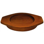Korea Wooden Trivet For Stone Bowl D-160mm