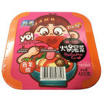 Yumei Instant Mini Fondue Vegetable 425g 与美牌 火锅冒菜(蔬菜)