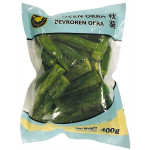 Golden Diamond Frozen Okra Small 400G / 金钻石 速冻秋葵 400克