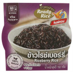 Golden Phoenix Ready Rice Riceberry Rice 150g / 金凰牌 熟黑米饭 150克