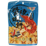KAKA Crispy Shrimp Cracker Flav 40g / 台湾咔咔酱烧虾饼(原味) 40g