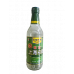 Beau Ideal Shanghai White Vinegar 500ml / 宝鼎天鱼 上海白醋 500ml
