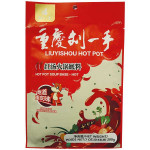 Liuyishou Hot Pot Soup Base Hot 200g / 重庆刘一手红汤火锅底料