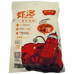 Bai Wei Zhai Xia Pao Seasoning Tender Spicy 320g / 百味斋小龙虾虾泡调料温柔辣 320g