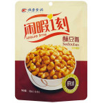 HK Fried Broad Bean Original (with sugar and sweetener) 90g 6pc / 恒康闲暇1颗酥豆瓣 90g 6pc