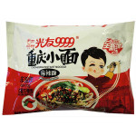 GUANG YOU Instant Noodle Chongqing Hot & Spicy Flav. 105g / 光友重庆小面麻辣面红薯方便面 105g