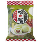 Royal Family Mochi met Matcha Rode Bonen Smaak 120g / 皇族棉大福(抹茶红豆)120g