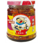 FAN SAO GUANG Fried Bamboo Shoot Chilli 280g  / 饭扫光 爆炒竹笋 香辣味 280g