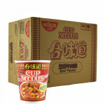 Nissin Cup Noodle Beef 75gX24