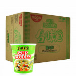 Nissin Cup Noodle Chicken 75gX24 / 合味道鸡蓉杯面 75克x24